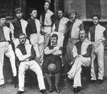 losers of fa cup 1877