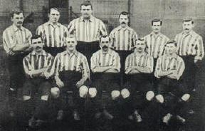 FA Cup Final 1902: Sheffield United Cup Winners