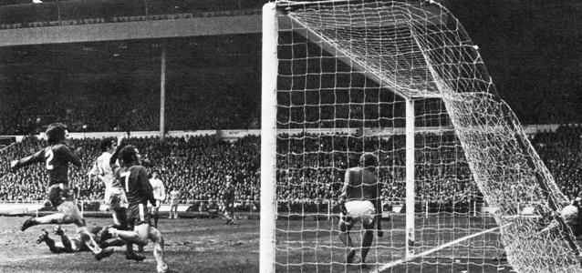 FA Cup Final 1970: Hutchinsons Header' first goal