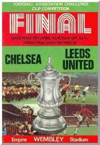 The FA Cup Final 1970 Match Programme
