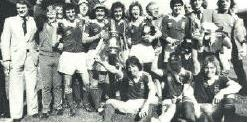 1978 FA Cup Final Match - Ipswich Winners